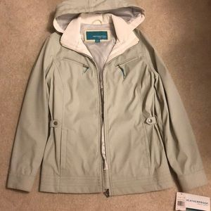 Woman's spring jacket
